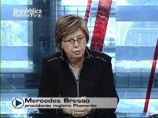 Mercedes Bresso a Repubblica.tv su Eluana